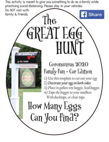 Great Egg Hunt