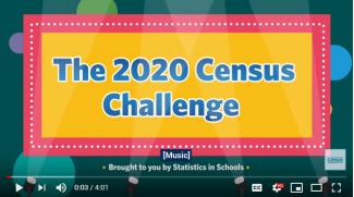 Census 2020 Challenge