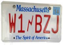 Plate Call Sign Image