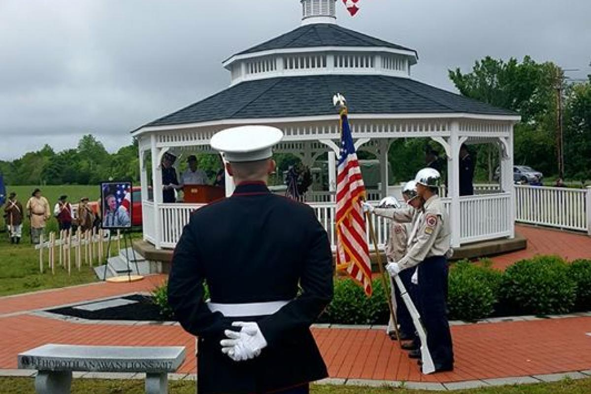 Memorial Day Ceremony 2017