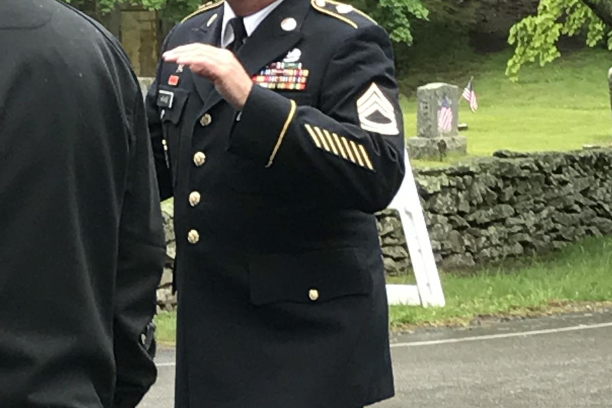 Rehoboth's Veteran Agent & American Legions Adjutant