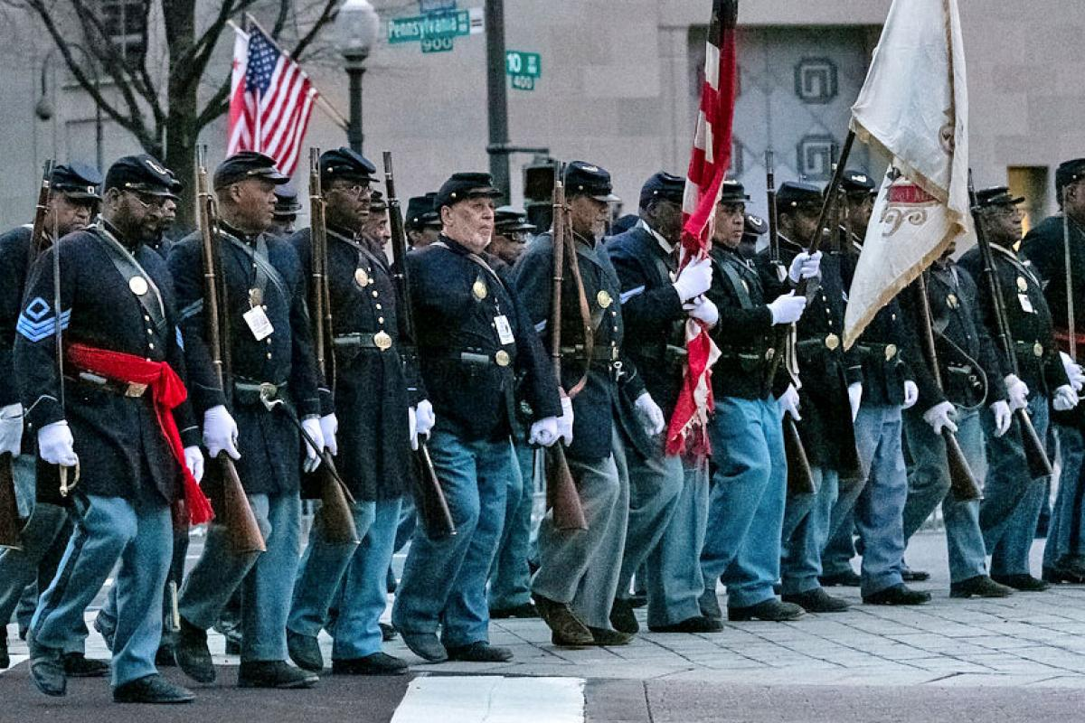 54th Mass Infantry Regiment