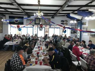 Veterans Day Dinner @ American Legion Post 302