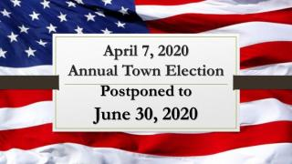 Election Postponed