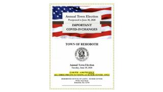 Election Mailer Cover